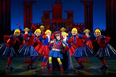 Lord Farquaad and Ensemble in Shrek the Musical