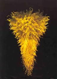 Had the honor of seeing one of the chandeliers in person.  Absolutely breath taking!!  Chihuly is an amazing artist.