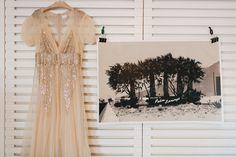Palm Springs DIY Desert Wedding: Rob  Diana