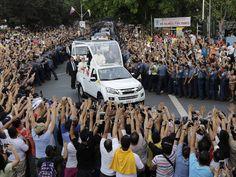 Image result for pope  visit