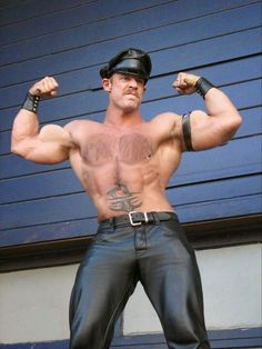 muscle bull porn