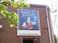 sam adams brewery, boston, ma 2011