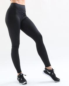 Black Seamless Leggings | Workout Leggings | FitGal Activewear Sock Leggings, Leggings Sale, Sports Leggings, Workout Leggings, High Support Sports Bra, Blue Sports Bras, High Intensity Workout, Slim Body, Seamless Leggings