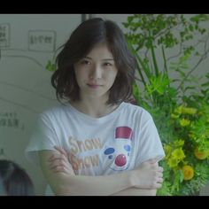 この表情最高です。 #松岡茉優 #ちはやふる