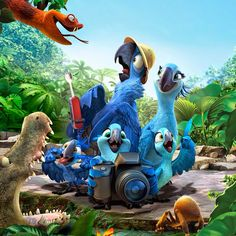 Movie Quotes from Rio 2 Film Rio, Rio Movie, Cute Disney Wallpaper, Wallpaper Iphone Disney, Cute Cartoon Wallpapers, Movie Wallpapers, Rio 2, Film Disney, Disney Art