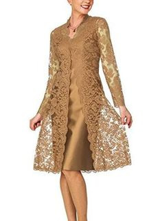 Onlinedress Women's Satin Short Mother of the Bride Dress with Lace Jacket onlinedress, http://www.amazon.com/dp/B01MFCGFN6/ref=cm_sw_r_pi_dp_.eeXybP3RBG1K