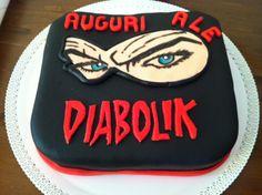diabolik cake