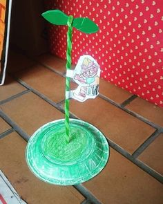 Jack and the beanstalk craft for kindy class. Nursery Rhyme Crafts, Nursery Rhymes Preschool, Preschool Activities, Traditional Tales, Traditional Stories, Fairy Tale Activities, Language Activities, Projects For Kids, Crafts For Kids