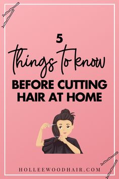 Do you want to know how to cut hair at home? Put down the kitchen scissors! If you're ready to attempt cutting your own hair at home, you need to learn a few things first. Don't worry... this… More