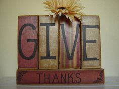 Fall Thanksgiving primitive rustic decoration for by FayesAttic11, $22.50