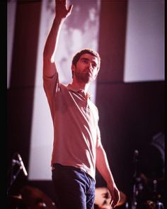 Noel Gallagher Young, Liam Gallagher, Oasis Music, Shock Wave, Manchester, Concert, Core, Instagram, Sash