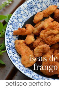 Receita fácil e deliciosa para o final de semana com os amigos. Esse petisco de frango agrada todo mundo!