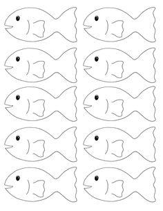 Go Fish Printable Game