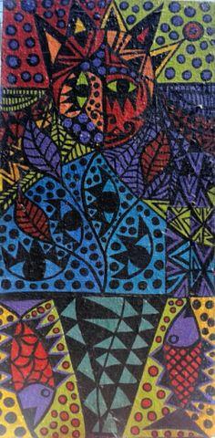 Acrilica sobre tela 35 x 20 cm 2003 Brasil r.j