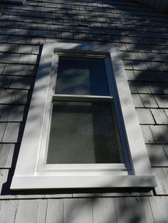 Window installation in Towson, MD.