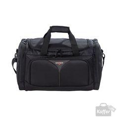 Hardware Skyline 3000 Travel Bag S Black/Grey