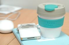Keepcup as wedding favour. So cute and practical!