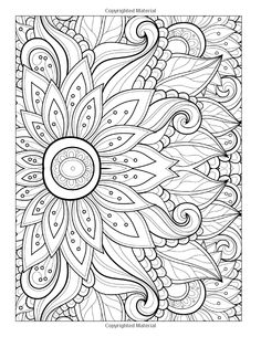 Coloring Coloring Books And Mandala Design On Pinterest