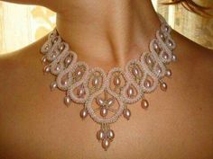 A breathtaking necklace!! I love it!