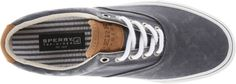 Sperry Top-Sider Men's Salt-Washed Striper CVO Boat Shoe 2