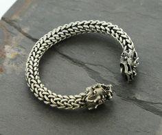 Dharmashop.com - Modern Miao Dragon Bracelet , $129.00 (http://www.dharmashop.com/modern-miao-dragon-bracelet/)