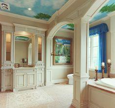 Bath Vanities photos - AlexMoulding.com