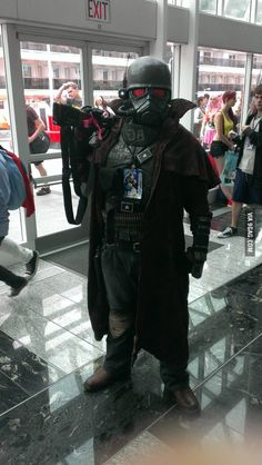 Fallout Cosplay done right