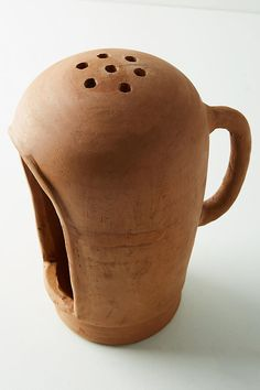 Slide View: 3: Curved Terracotta Lantern