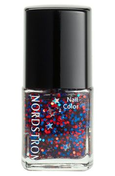 Nordstrom Nail Color (2 for $15) | Nordstrom - Stars & Stripes (a bit late for this year, though!)