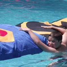 Our Character floats.... #funinthesun Pool Pillow, Outdoor Events, Outdoor Decor, Pool Furniture, Business For Kids, Sleepover, Kids Playing, Laughter, Chill