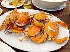 Crabs  ✔