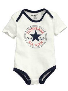 baby converse t shirt