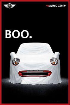 Mini 'Boo' Advert