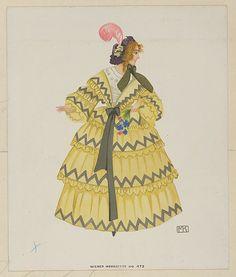 Print, Artist: Mela Koehler (Austrian, Vienna 1885–1960 Stockholm), Publisher: Wiener Werkstätte, Date: 1911