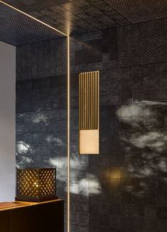 Reception area of the Four Seasons Kyoto by HBA Design