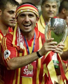 Happy birthday Hagi! Galatasaray fans love you still❤