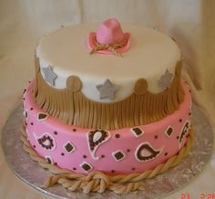Cowgirl Cake by Cake Boutique Boston, via Flickr