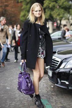 style crush: Hanne Gaby Odiele