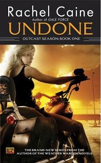 Undone by Rachel Caine | Home. Love. Books. – The best place to find your next book! Urban fantasy book