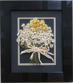 Wedding Bouquet Preservation Specialists, Precious Petals will preserve your wedding bouquet so you can enjoy it for years to come Dry Flowers, Felt Pictures, Dry Plants, Pressed Flower Art, Dry Leaf, How To Preserve Flowers, Green Art, Wedding Frames, Arte Floral