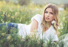 Bella - Model: Melani Gellert  Make Up & Hair: María Luisa Peña Makeup…