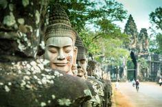 Tripadvisor Top 25 Landmarks — World: Angkor Wat, Siem Reap, Cambodia Siem Reap, Angkor Wat, Laos, Travel Pictures, Travel Photos, Vietnam, Choice Hotels, Phnom Penh, Travel News