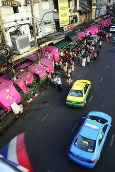By Vera Odnolko. Thailand