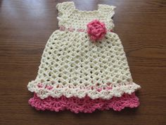 Hey, I found this really awesome Etsy listing at https://www.etsy.com/listing/236589507/crochet-baby-dress-pattern-crochet