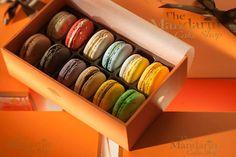 Macarons box