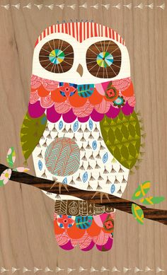 owl from Ecojot