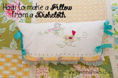 Handmade Fabric Projects - The 36th AVENUE