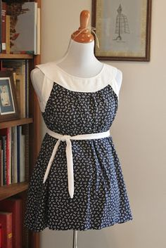 How to Modify Patterns for Maternity Use | Sewing patterns ...