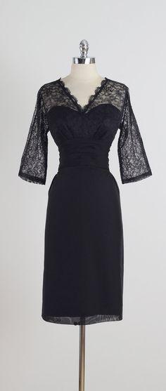 Ferman O'Grady . vintage 1950s dress . 50s by millstreetvintage