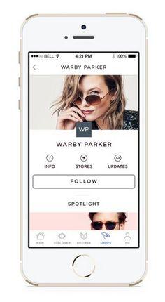 Spring es una nueva aplicación móvil de compras que incluye más de 100 marcas, que llegarán a las 150 en las próximas semanas.